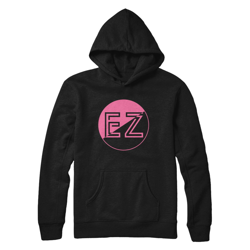 2019-2020 Tower takeover EZ Hoodie, pink/black