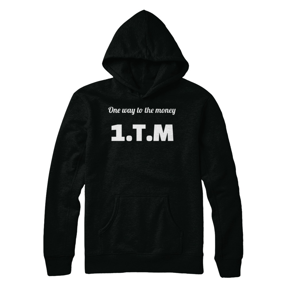 1.t.m Da movement Hoodies