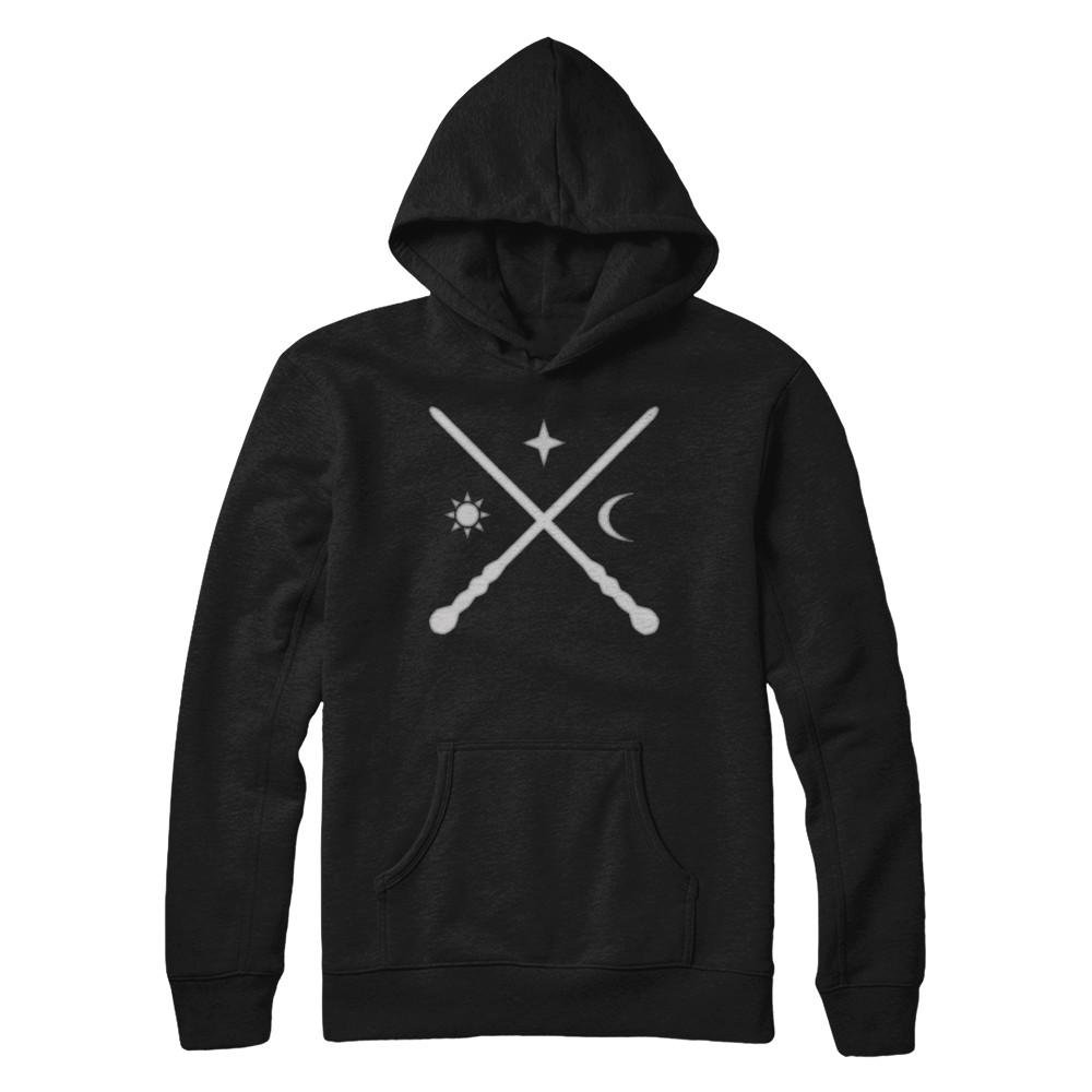 Wand Shop - Hoodie - Black