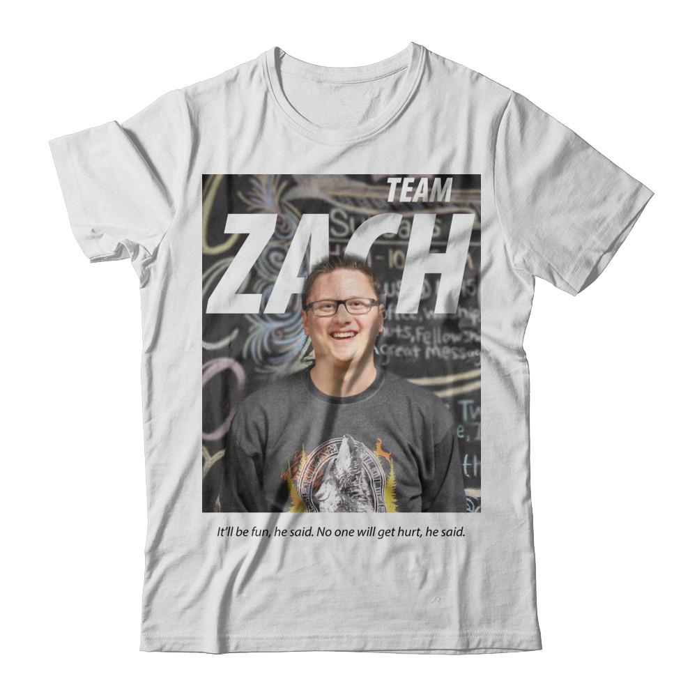 Team Zach Tee