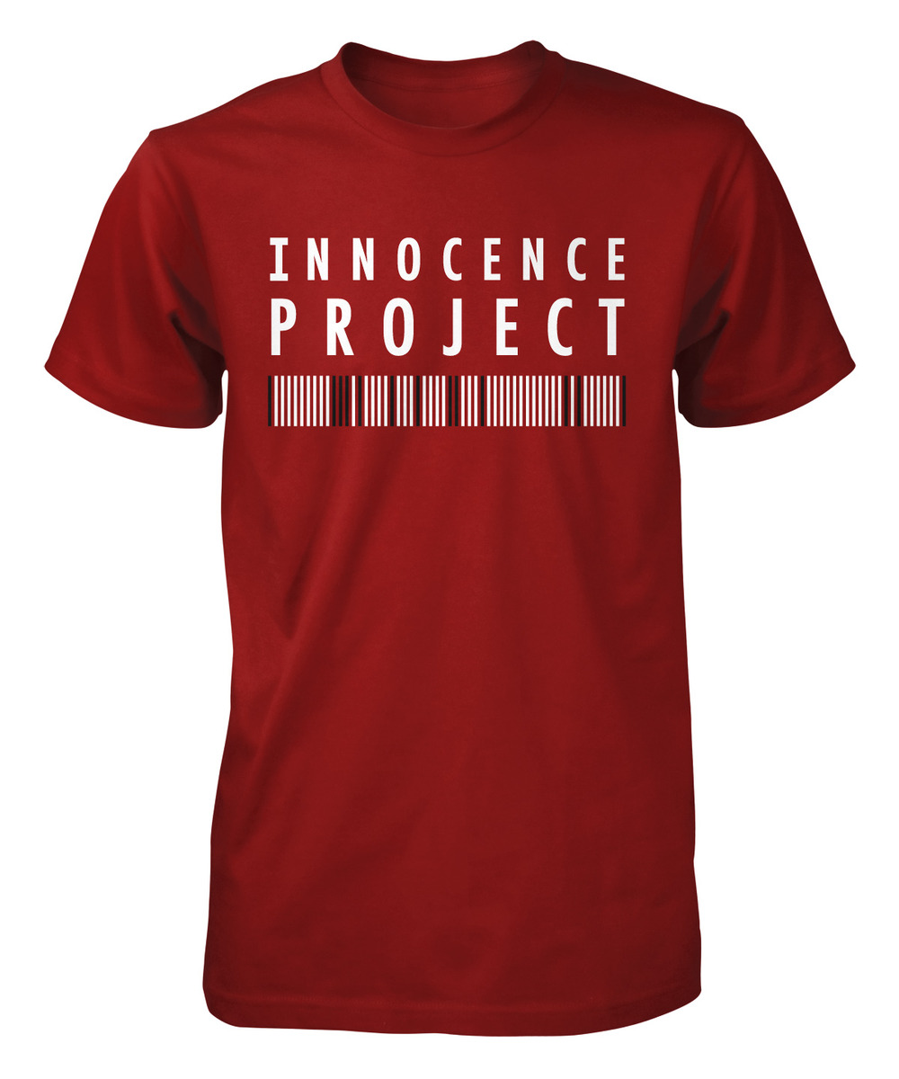 Official Innocence Project T-shirt